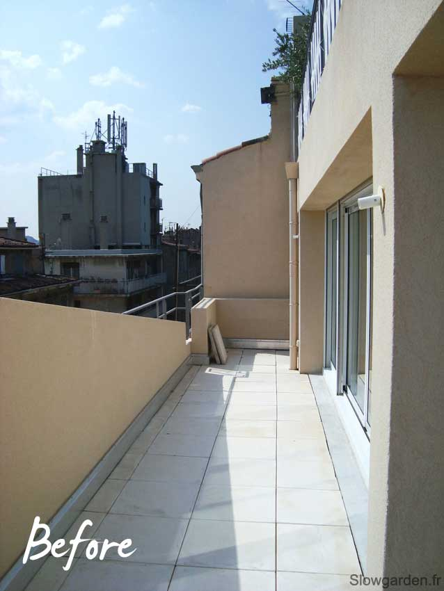 Amenagement balcon en longueur id e for Amenagement salon en longueur
