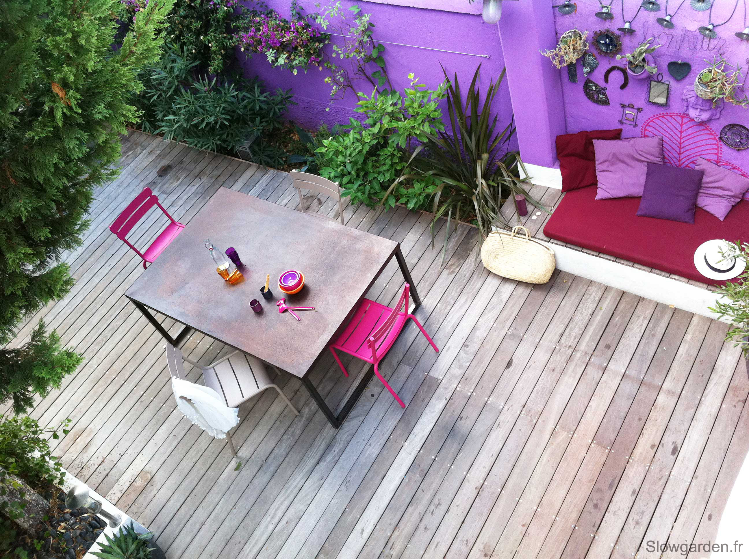 Paysagiste marseille un jardin plus color for Deco du jardin