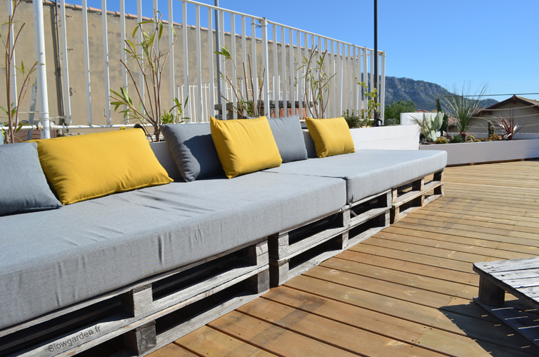 amenagement toit terrasse bois accueil design et mobilier. Black Bedroom Furniture Sets. Home Design Ideas