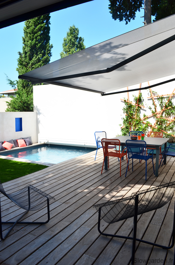 Am nagement terrasse design marseille for Petite piscine design