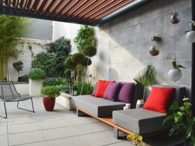 Slowgarden design terrasses et jardins am nagement de - Decoration terrasse de jardin ...