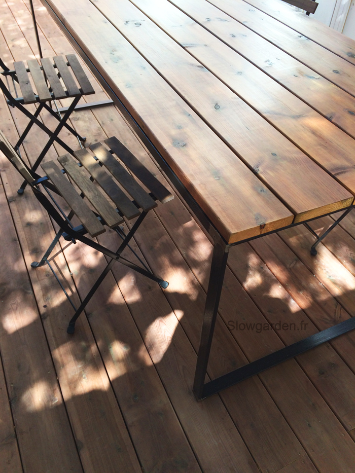 Table Terrasse Metal | Cartier Love Online